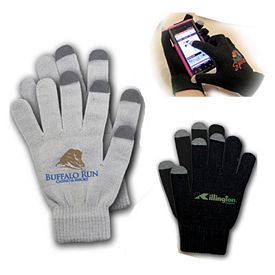 Promotional Touch Screen Winter Gloves