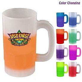 Promotional 14 oz. Mood Beer Stein Full Color Digital