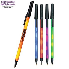 Promotional Mood Color Changing Stick Pen
