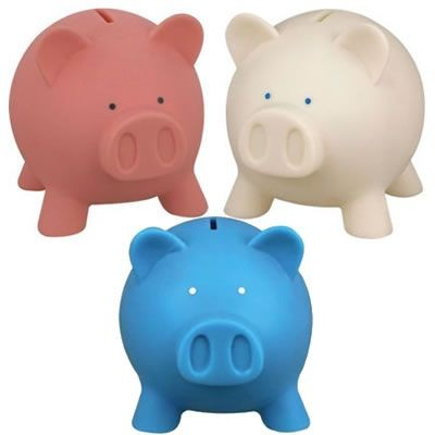 Promotional Fat Belly Pig Bank