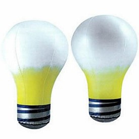 Promotional 21 Inflatable Light Bulb