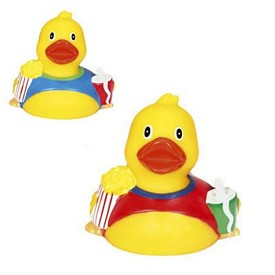 Customized Rubber Event Duck Or Movies Rubber Duck