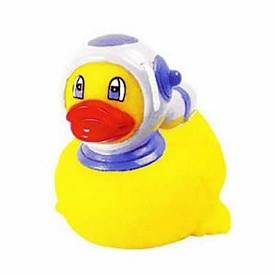 Promotional Rubber Deep Sea Diver Duck