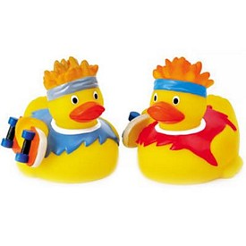 Customized Rubber Skateboard Duck