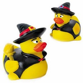 Custom Rubber Wicked Witch Duck