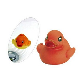 Promotional Rubber Color-Changing Duck