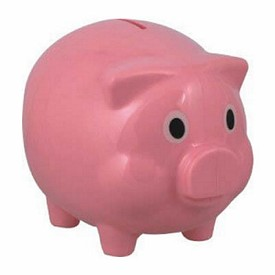 Customized Original Pig Bank