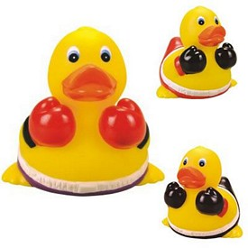 Customized Rubber Boxer Duck