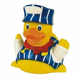 Promotional Rubber Engineer Duck