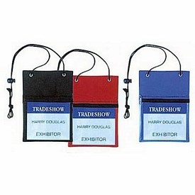 Promotional Basic Trade Show Holder Badge