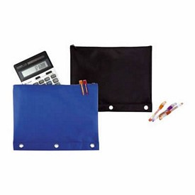 Custom 3-Ring Binder Accessory Bag