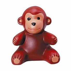 Customized Monkey Stress Reliever