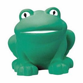Custom Frog Stress Reliever