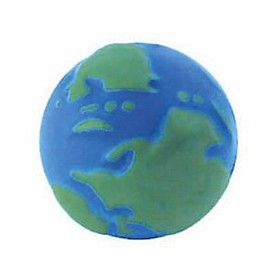 Promotional World Globe Stress Ball