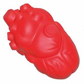 Promotional Anatomical Heart Stress Reliever