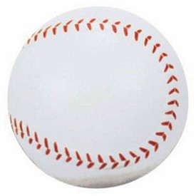 Promotional Softball Stress Reliever