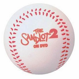 Custom 2-3-4 Inch Baseball Stress Ball