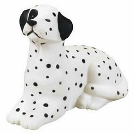 Custom Dalmatian Dog Stress Reliever
