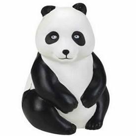 Promotional Panda Stress Reliever