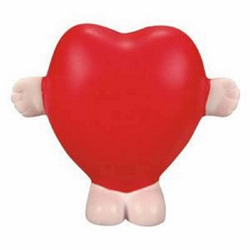 Custom Valentine Heart Figure Stress Reliever