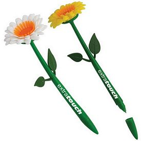Promotional Flower Novelty Pen