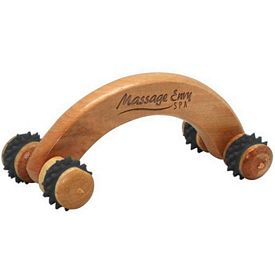 Promotional Wooden Extra Grip Massager