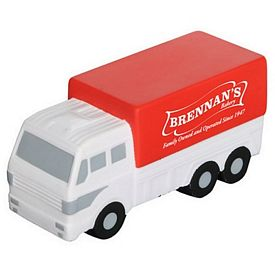 Customized Delivery Truck Squeezie Stress Reliever