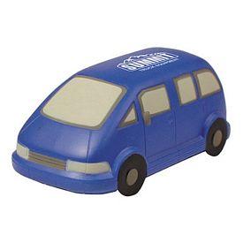 Promotional Minivan Squeezie Stress Reliever