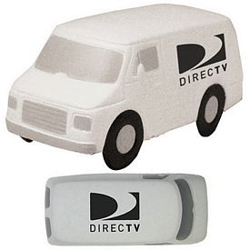 Customized Cargo Van Squeezie Stress Reliever