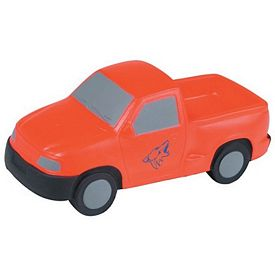Promotional Pickup Truck Squeezie Stress Reliever