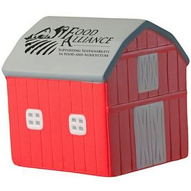 Promotional Barn Squeezie Stress Reliever