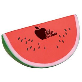 Customized Watermelon Squeezie Stress Reliever