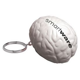 Promotional Brain Squeezie Keyring