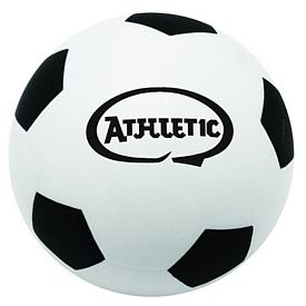 Promotional Soccer Ball Squeezie Stress Reliever