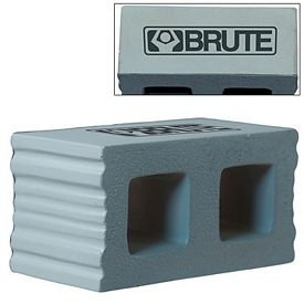 Promotional Concrete Block Squeezie Stress Reliever