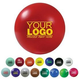 Promotional Economy Ultimate Round Stress Ball