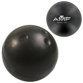 Customized Bowling Ball Squeezie Stress Reliever