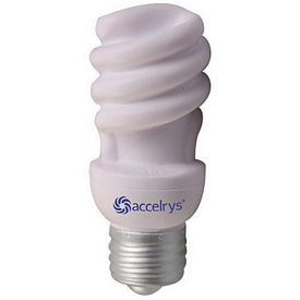 Promotional Energy Bulb Squeezie Stress Reliever
