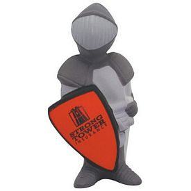 Promotional Knight Squeezie Stress Reliever