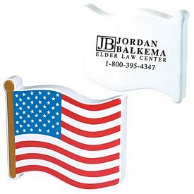Promotional United States Flag Squeezie Stress Reliever