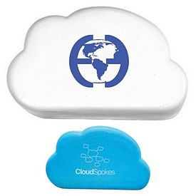 Customized Cloud Squeezie Stress Reliever