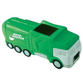 Customized Garbage Truck Squeezie Stress Reliever