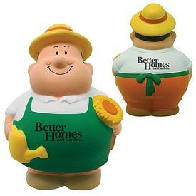 Customized Gardener Bert Squeezie Stress Reliever