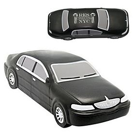 Promotional Limousine Squeezie Stress Reliever