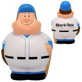 Promotional Baseball Bert Squeezie Stress Reliever