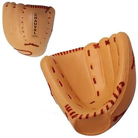Customized Baseball Mitt Squeezie