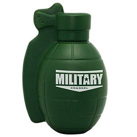 Promotional Grenade Squeezie Stress Reliever