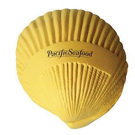 Promotional Shell Squeezie Stress Reliever