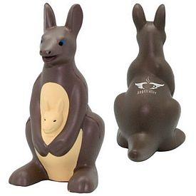 Customized Kangaroo Squeezie Stress Reliever