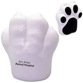 Customized Paw Squeezie Stress Reliever